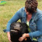 Karine LECOURTOIS, chef d'exploitation en élevage laitier
