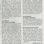 Le CFPPA de Coutances au CRH (Centre de Référence de l'Huître)