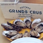 L'huître, les goûts et les couleurs