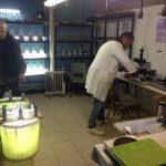 Expérimentations aquacoles